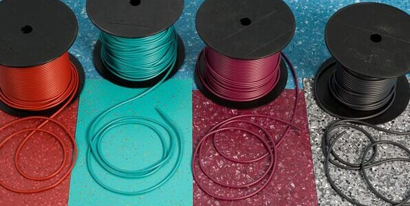 Armstrong Flooring Virtual >> Welding rods matching with homogeneous vinyl floorings